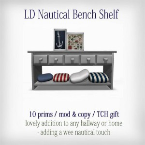 ld nautical bench shelf - tch posterv2